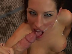 Perfect milf deals the cock in merciless modes