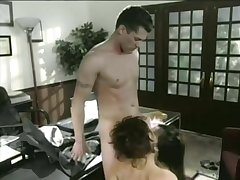 Lucky Guy Fucks A Tight dense Asian And A Hot Milf - Boss Film