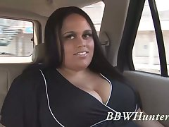 Wild SSBBW whore Christy Minx is above ready almost ride fat cock